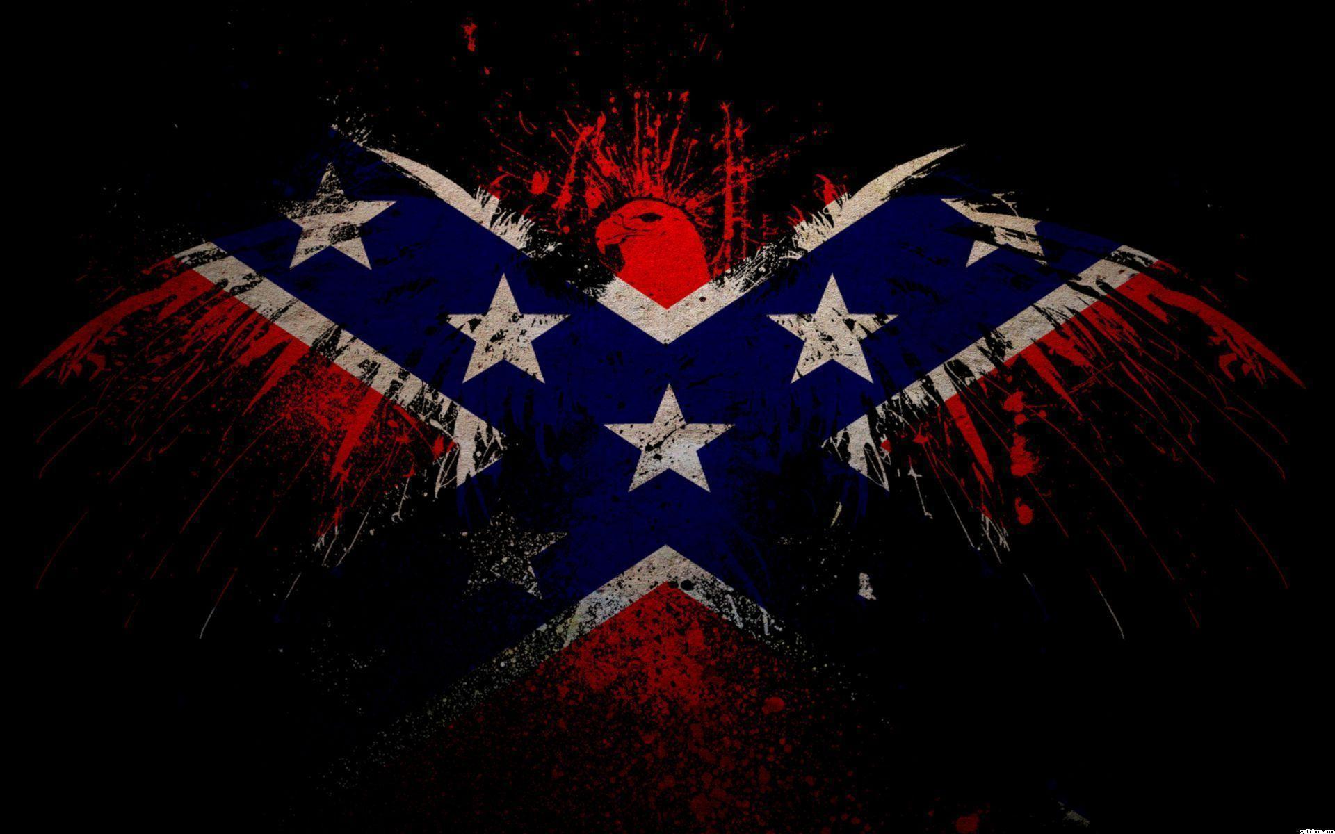 Rebel Flag Backgrounds 1920x1200