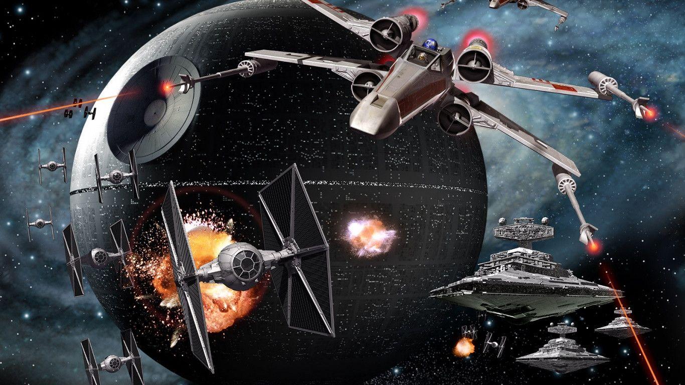 The 35 coolest Star Wars Wallpapers Desktop Backgrounds Star 1366x768