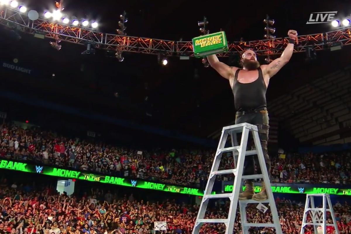 WWE Money In The Bank 2018 results Winners and highlights from 1200x800