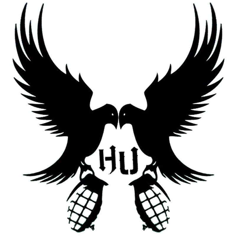 Back Gallery For hollywood undead logo bird backgrounds 800x800