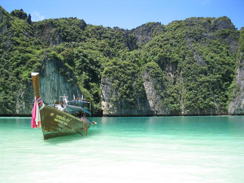 World Visits Thailand Beaches Wallpapers Hd Review 800x600