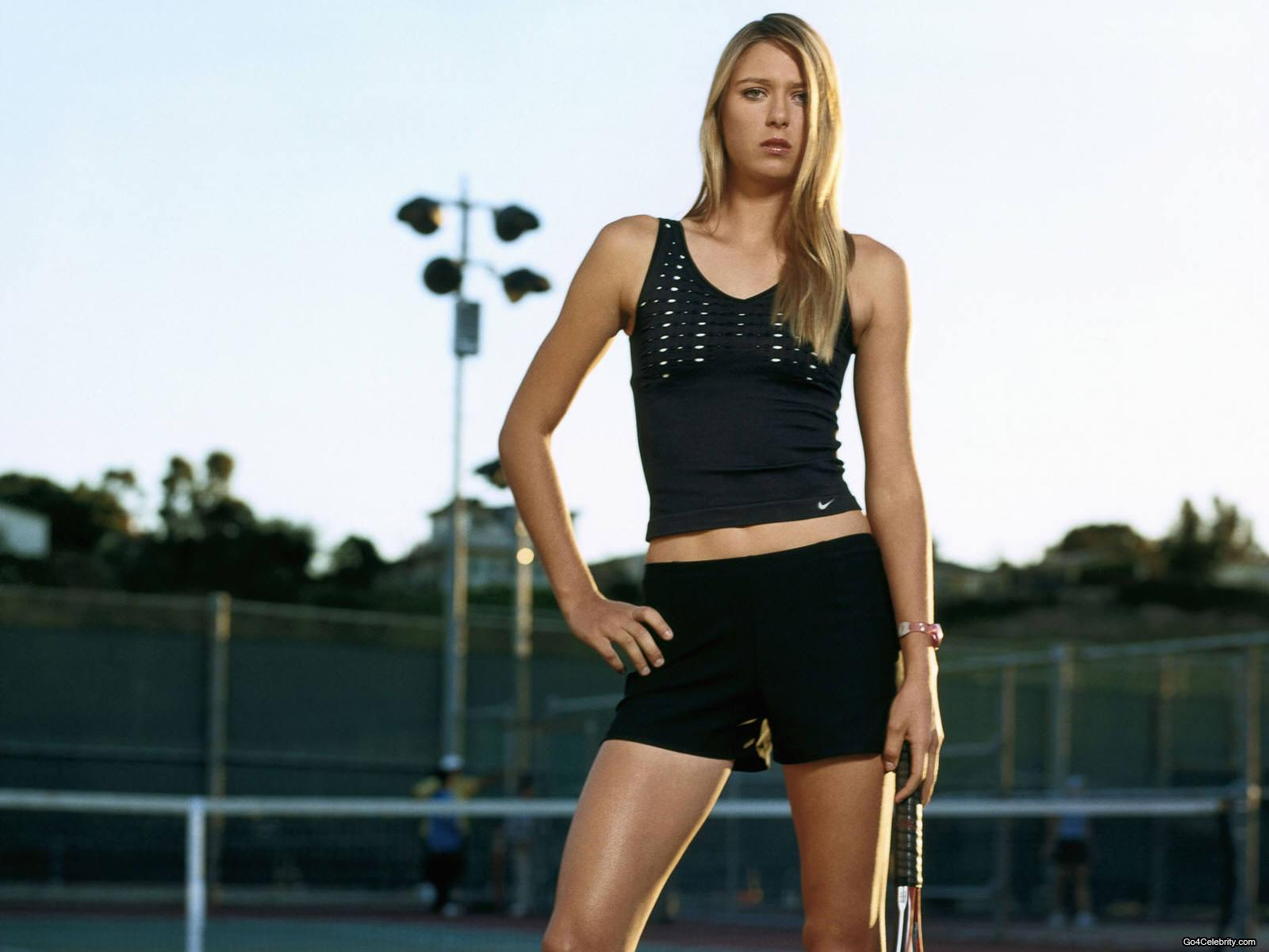 Maria Sharapova Wallpaper 19   1600 X 1200 stmednet 1600x1200
