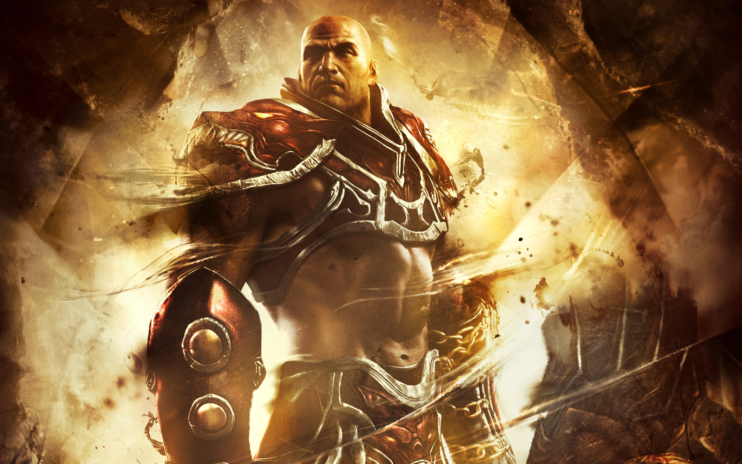Spartan Warrior God of War Ascension Wallpapers HD Wallpapers 2880x1800