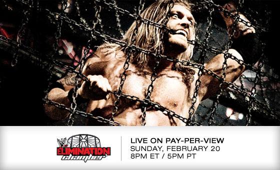 WWE Elimination Chamber 2011 Unleashed WWEWWE 560x340