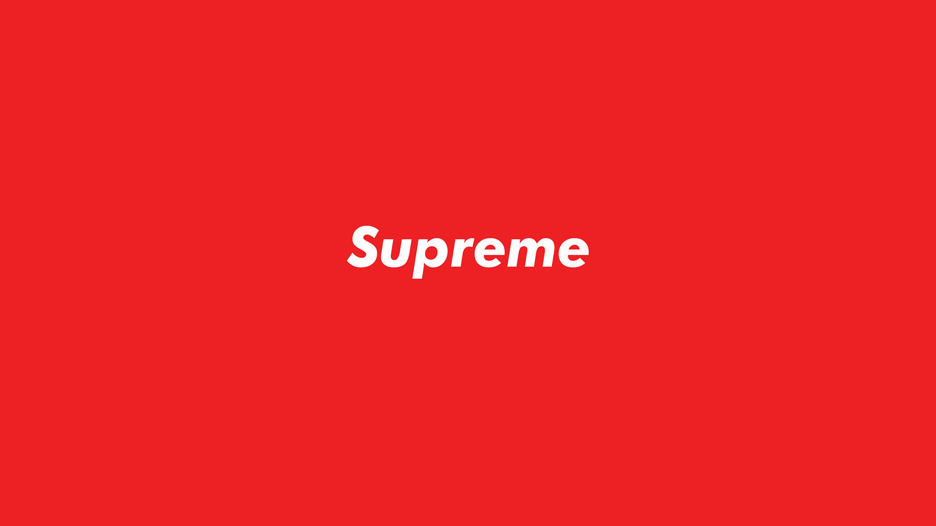 Supreme Red Wallpaper   AuthenticSupremecom 1920x1080