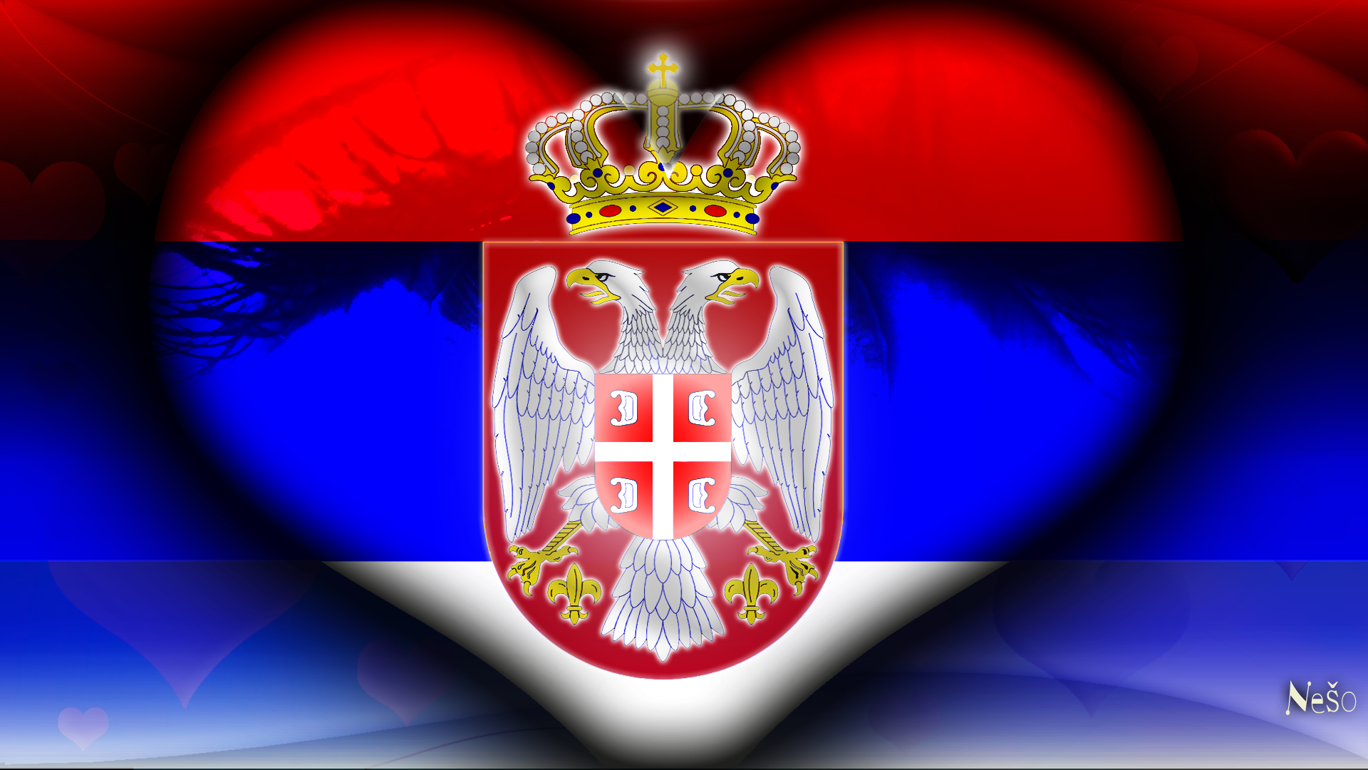 We love Serbia image   Slavic   Mod DB 1920x1080