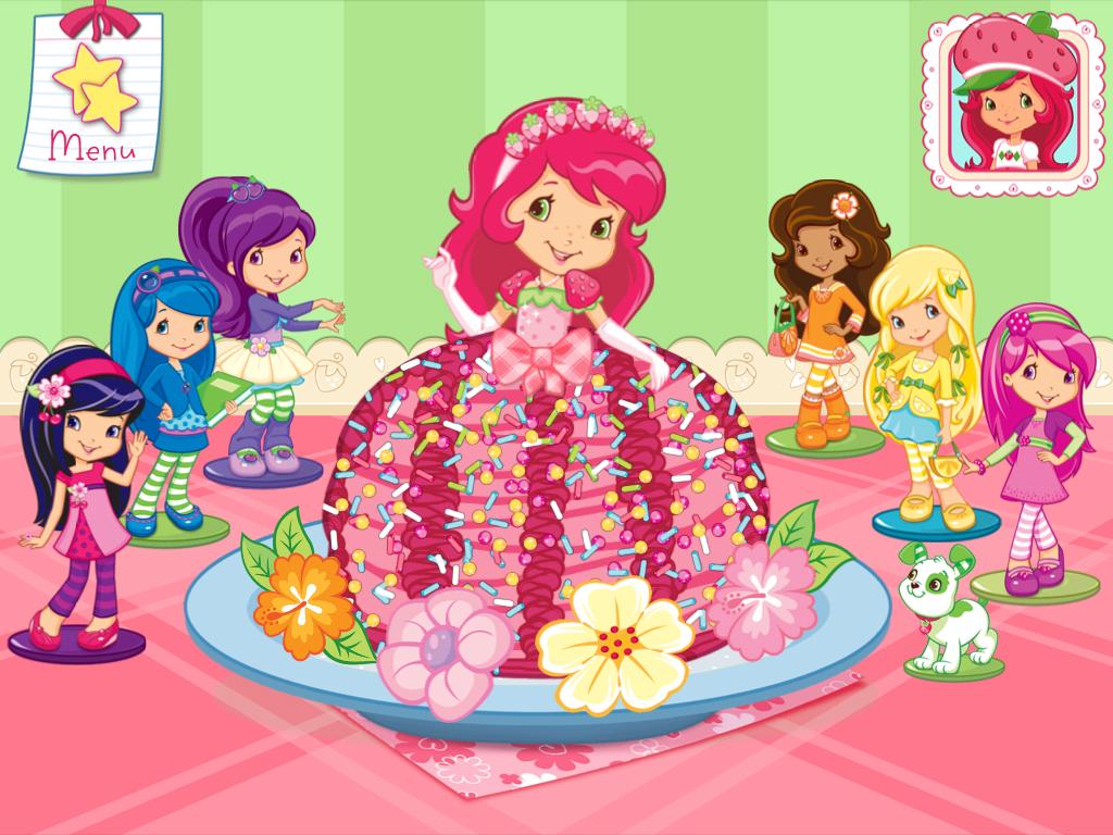 8 HD Strawberry Shortcake Wallpapers   HDWallSourcecom 1024x768