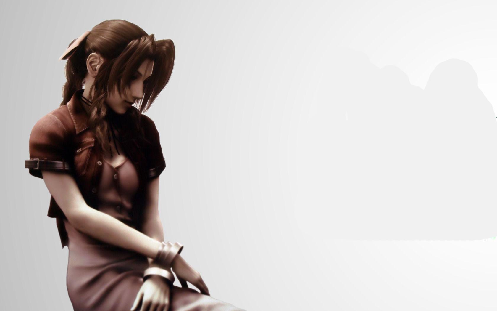 Final Fantasy VII Advent Children Wallpaper and 1680x1050