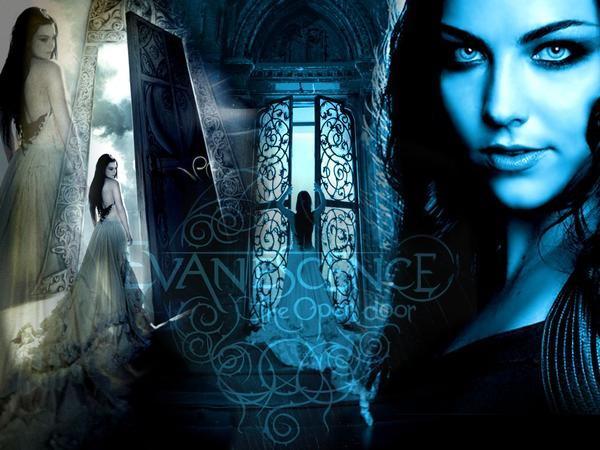 BLUE Evanescence wallpaper by LawlietJUSTICE 600x450