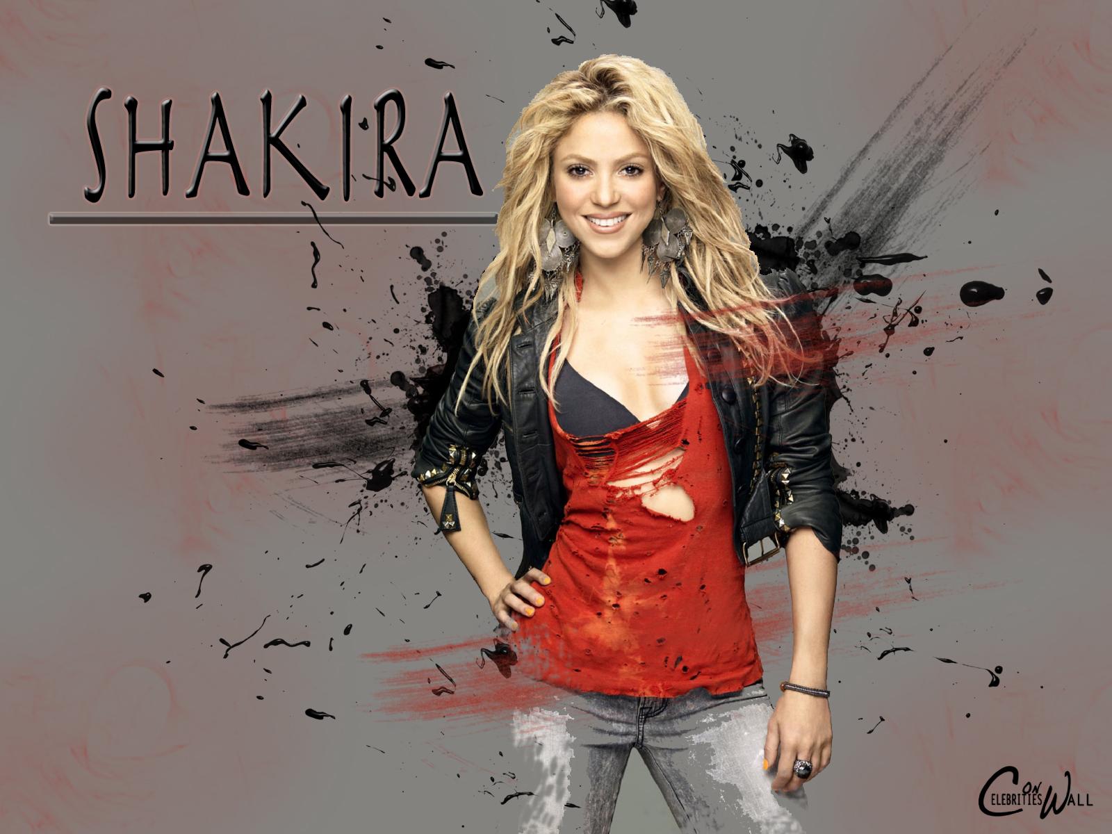 73] Shakira Wallpapers on WallpaperSafari 1600x1200