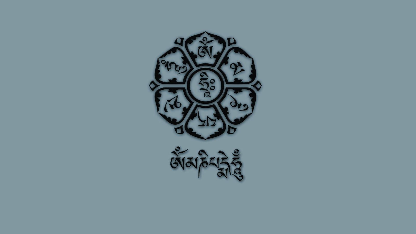 Om Mani Padme Hum Wallpaper 1600900 httpsappboxcoms 1600x900