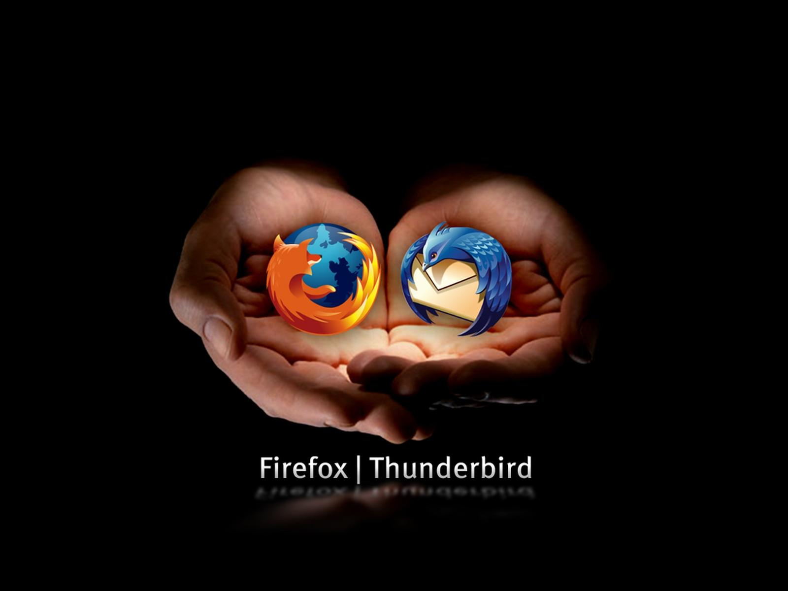 Firefox Thunderbird Wallpapers HD Wallpapers 1600x1200