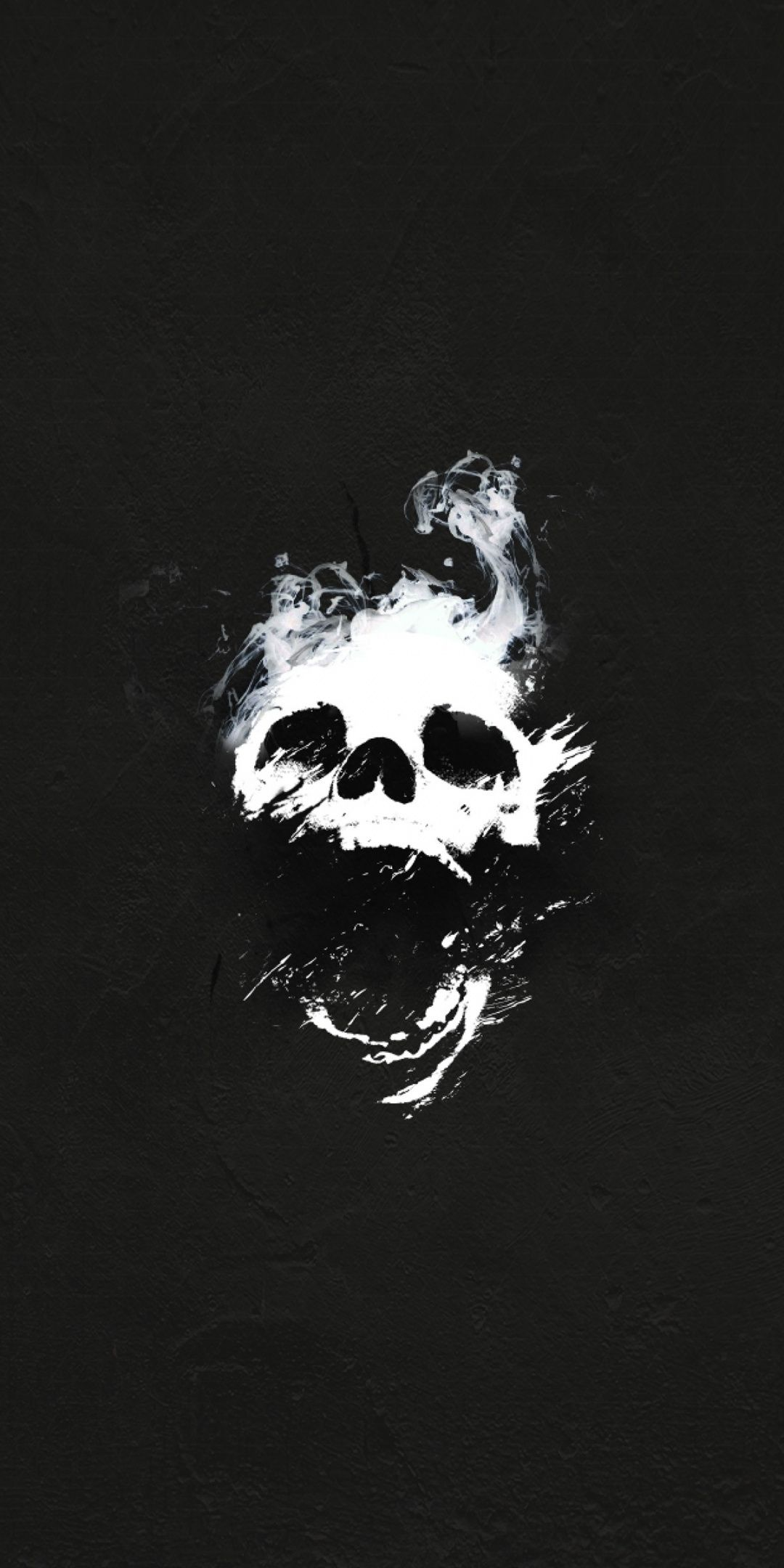 Skull Destiny 2 minimal 2019 game Wallpaper Video Game 1080x2160