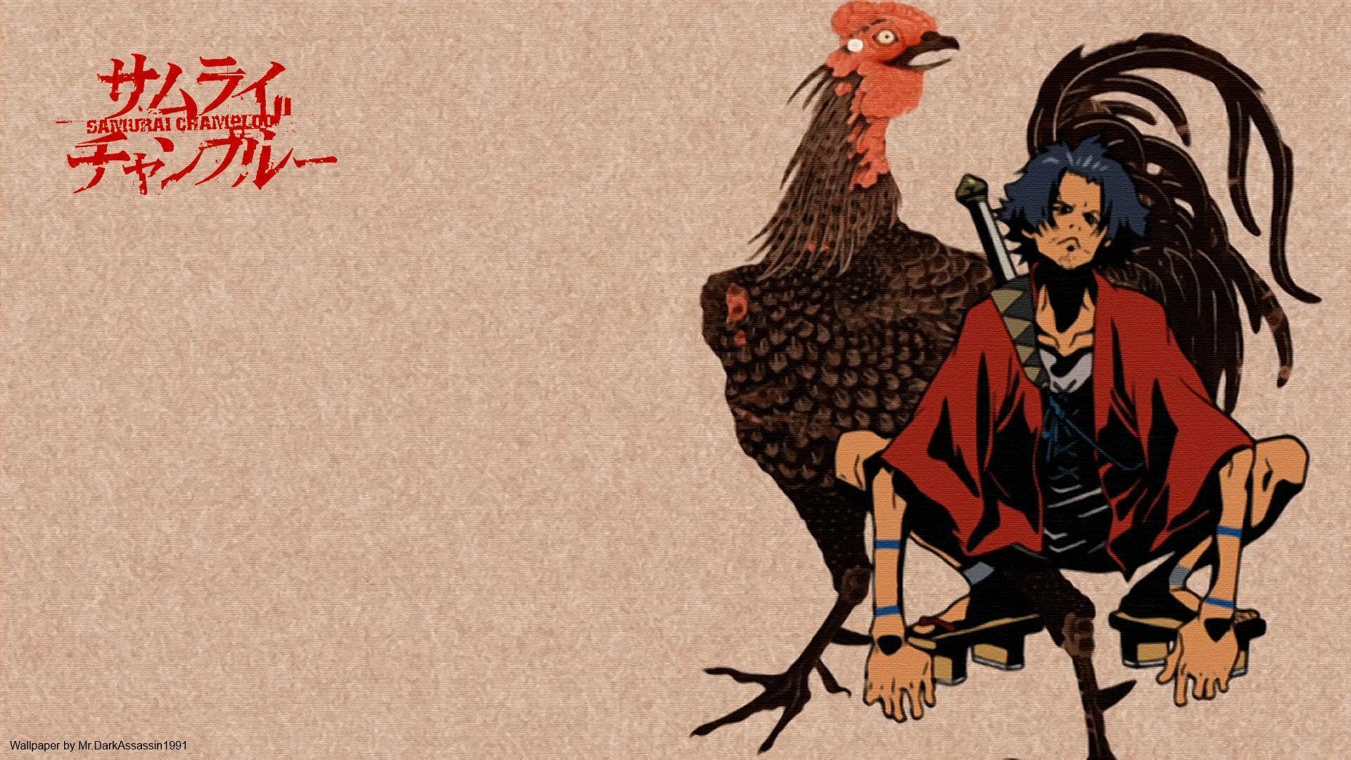 Samurai Champloo Mugen Wallpapers 1920x1080