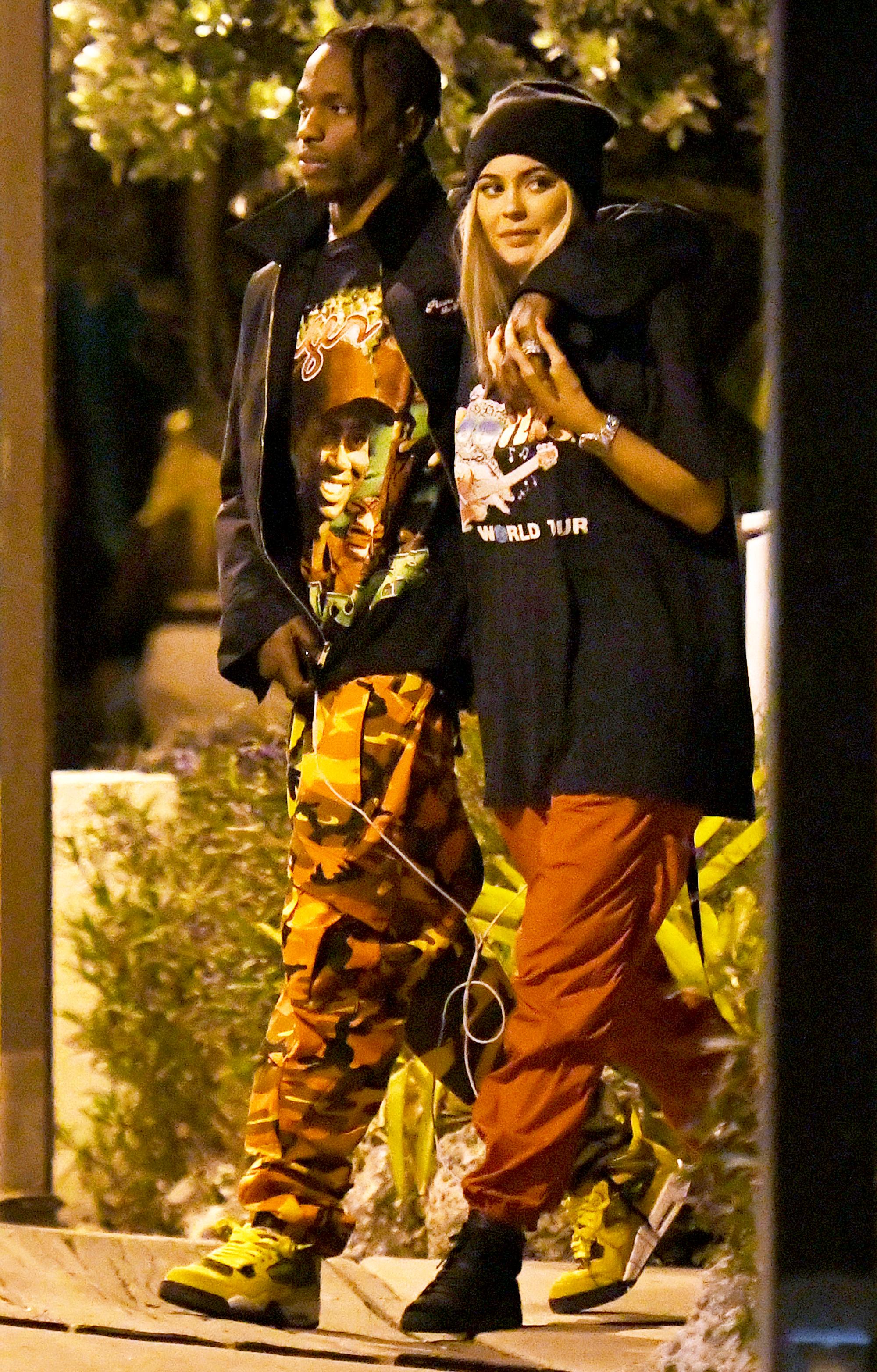 Kylie Jenner and Travis Scott Relationship Timeline 2000x3129