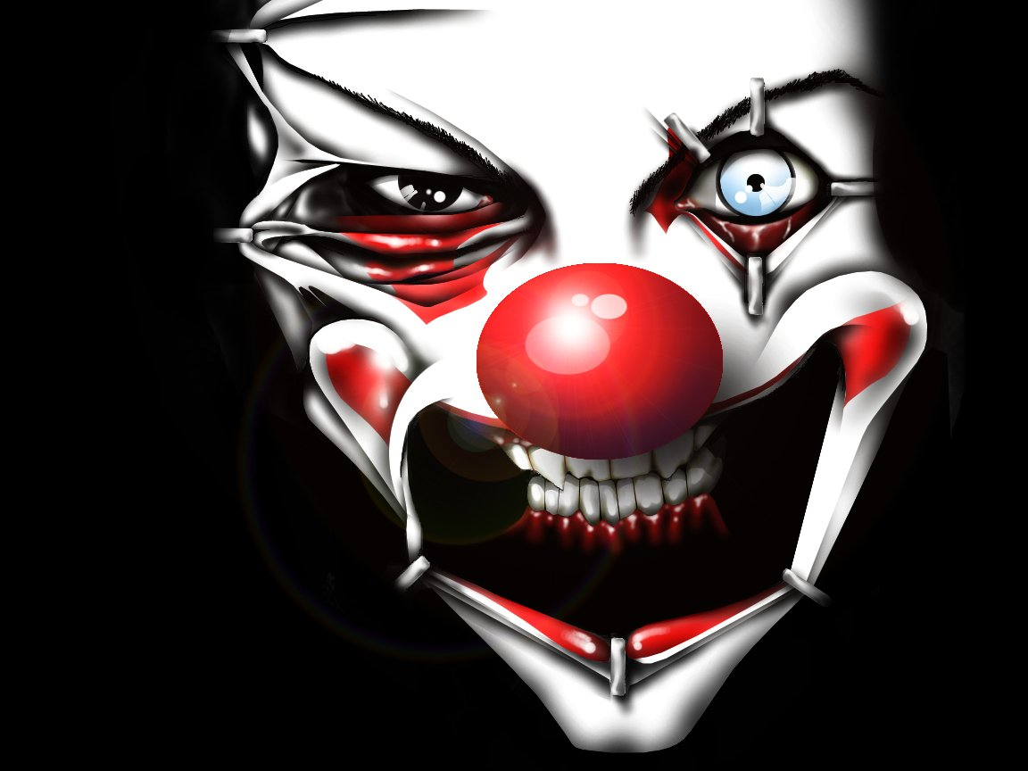 Horror Clown HD Wallpaper SoloSfondicom 1152x864