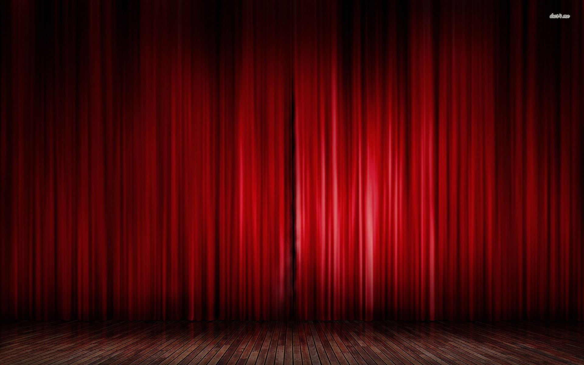 stage curtain wallpaper