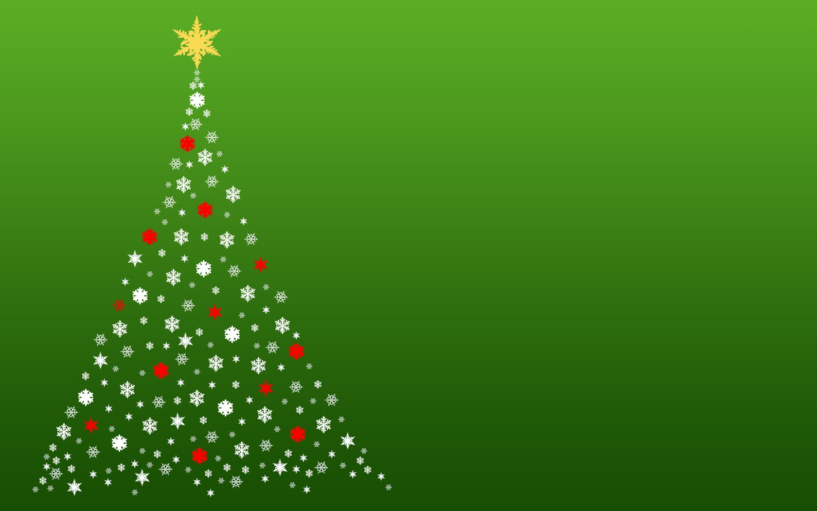 Green Christmas   Backgrounds Wallpapers Pictures Pics Photos 1680x1050