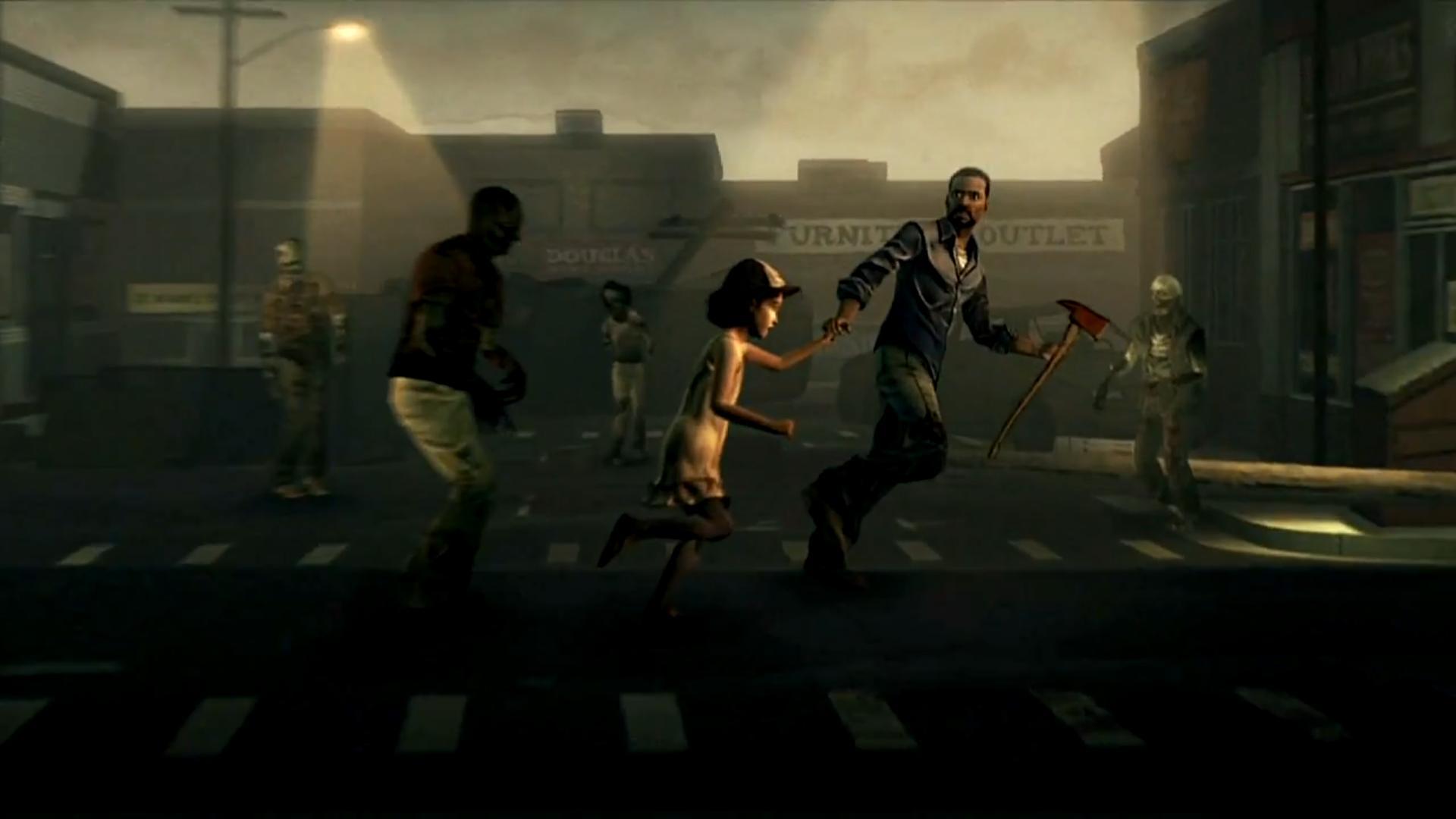 Pics Photos   The Walking Dead Game Ps3 Wallpaper Hd Hd 1920x1080