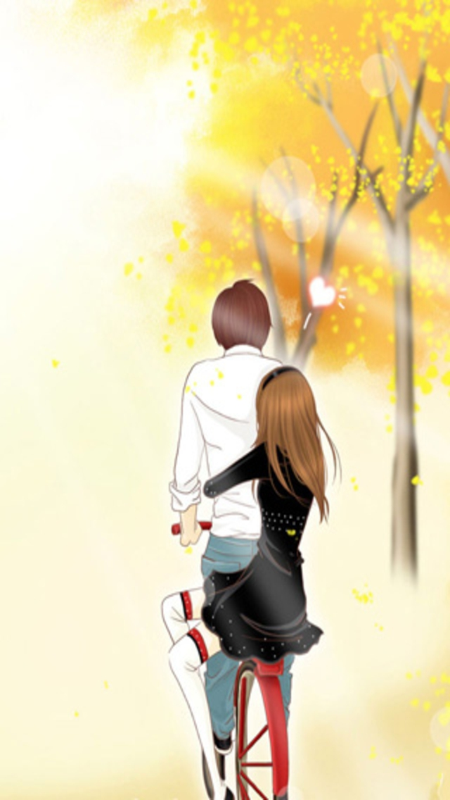 Love Wallpaper For Iphone 5c : cute couple Wallpaper - WallpaperSafari