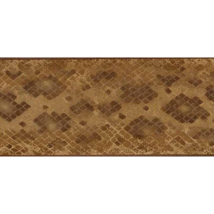 Light Brown Diamond Wallpaper Border 700x700