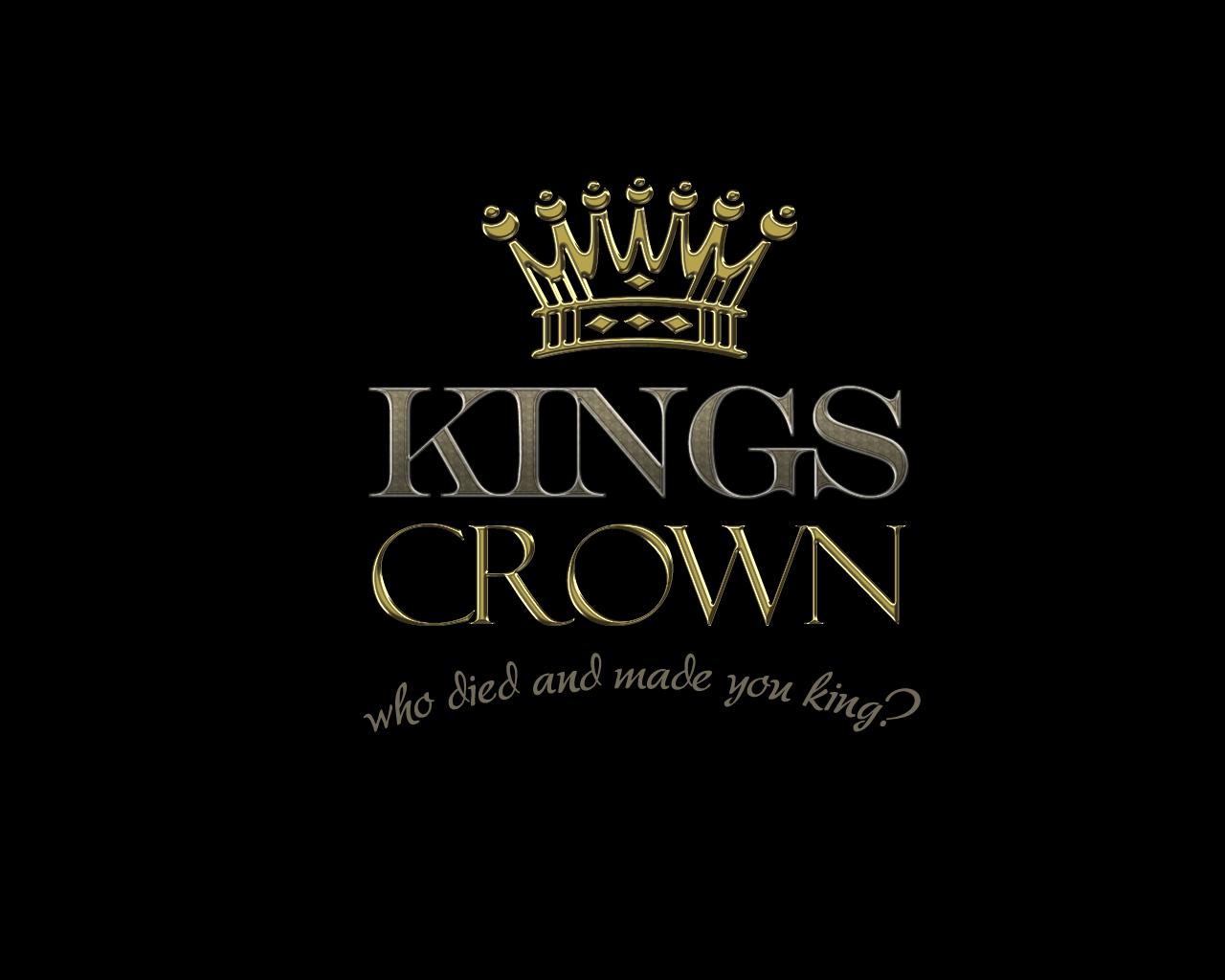 King Crown Wallpaper King Crown Logo 1280x1024