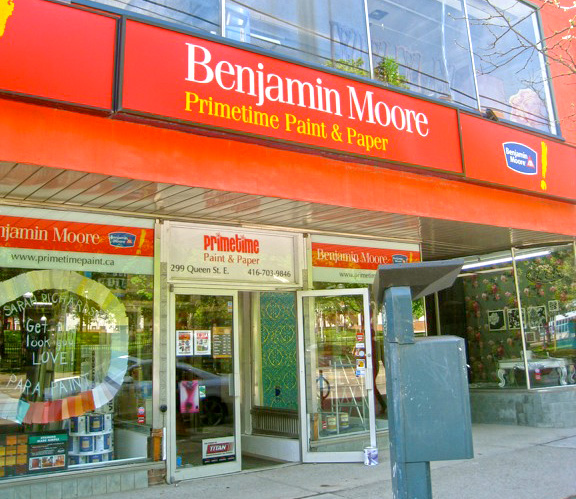 Reasons to Shop at Your Local Toronto Benjamin Moore Store 576x499