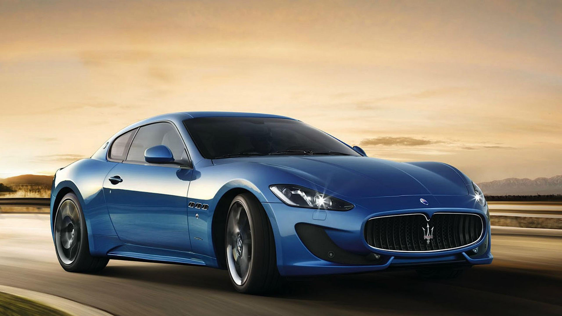 Maserati Wallpapers Pictures Images 1920x1080