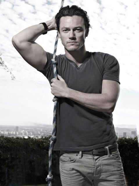 Luke Evans Wallpaper 478x640