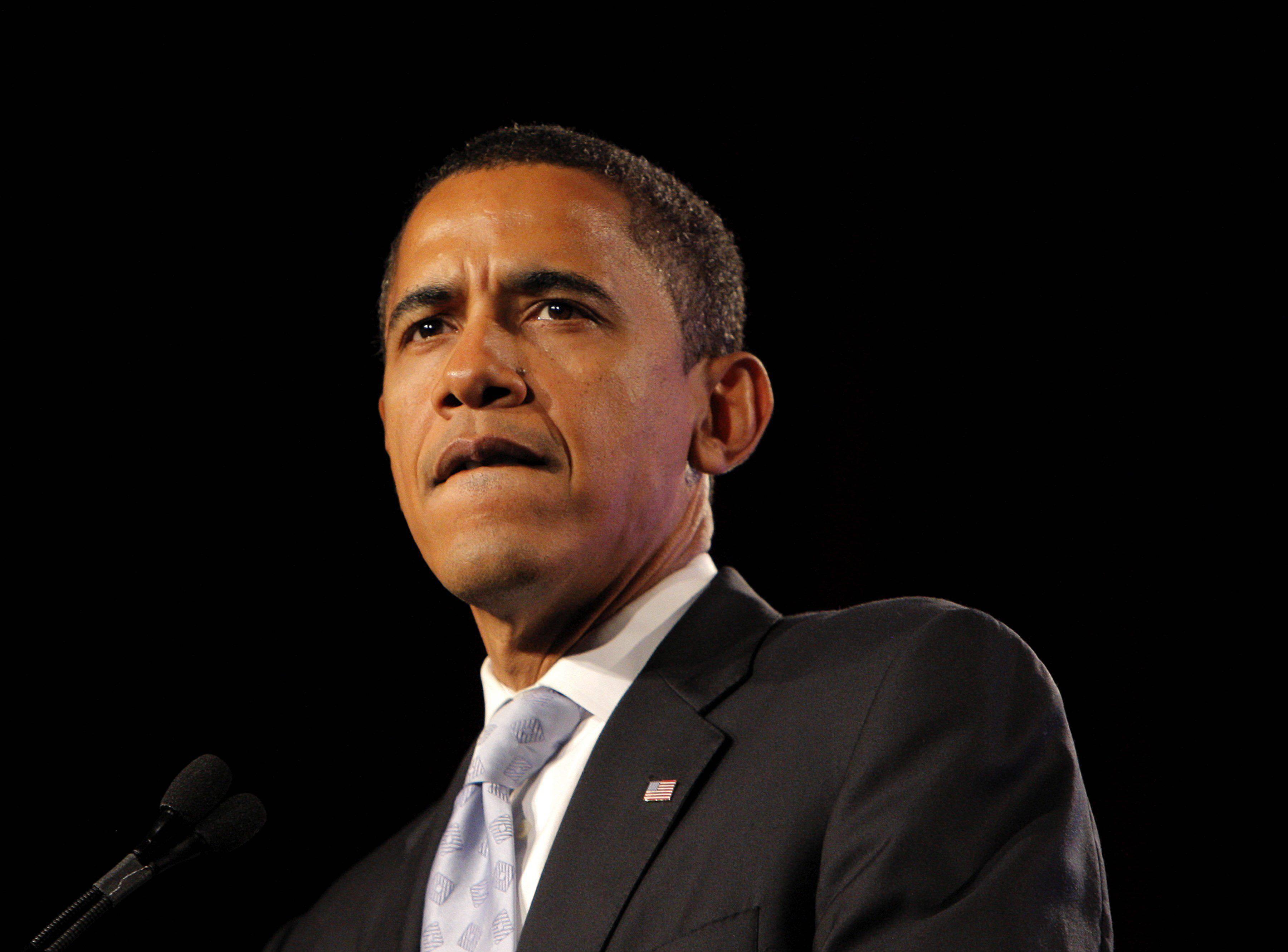 Barack Obama HD Wallpapers 3600x2660
