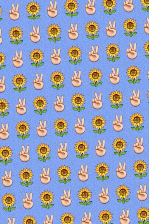 Emoji Wallpaper Background 500x750