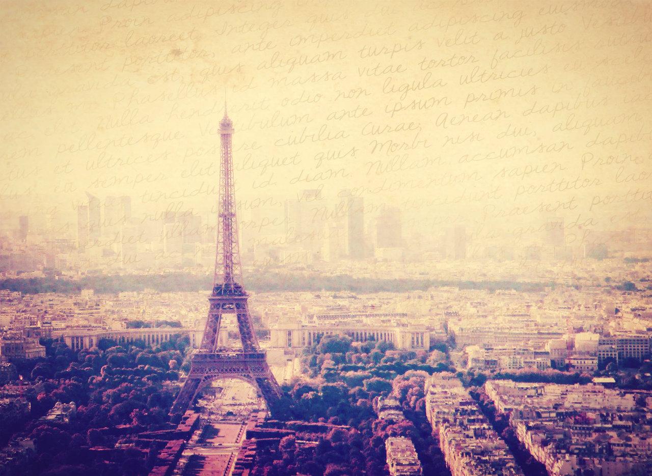 PARIS Wallpaper by SwallowInHeaven 1280x935