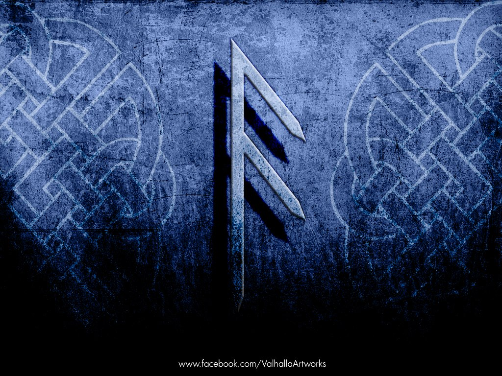 Viking Rune Wallpaper  WallpaperSafari
