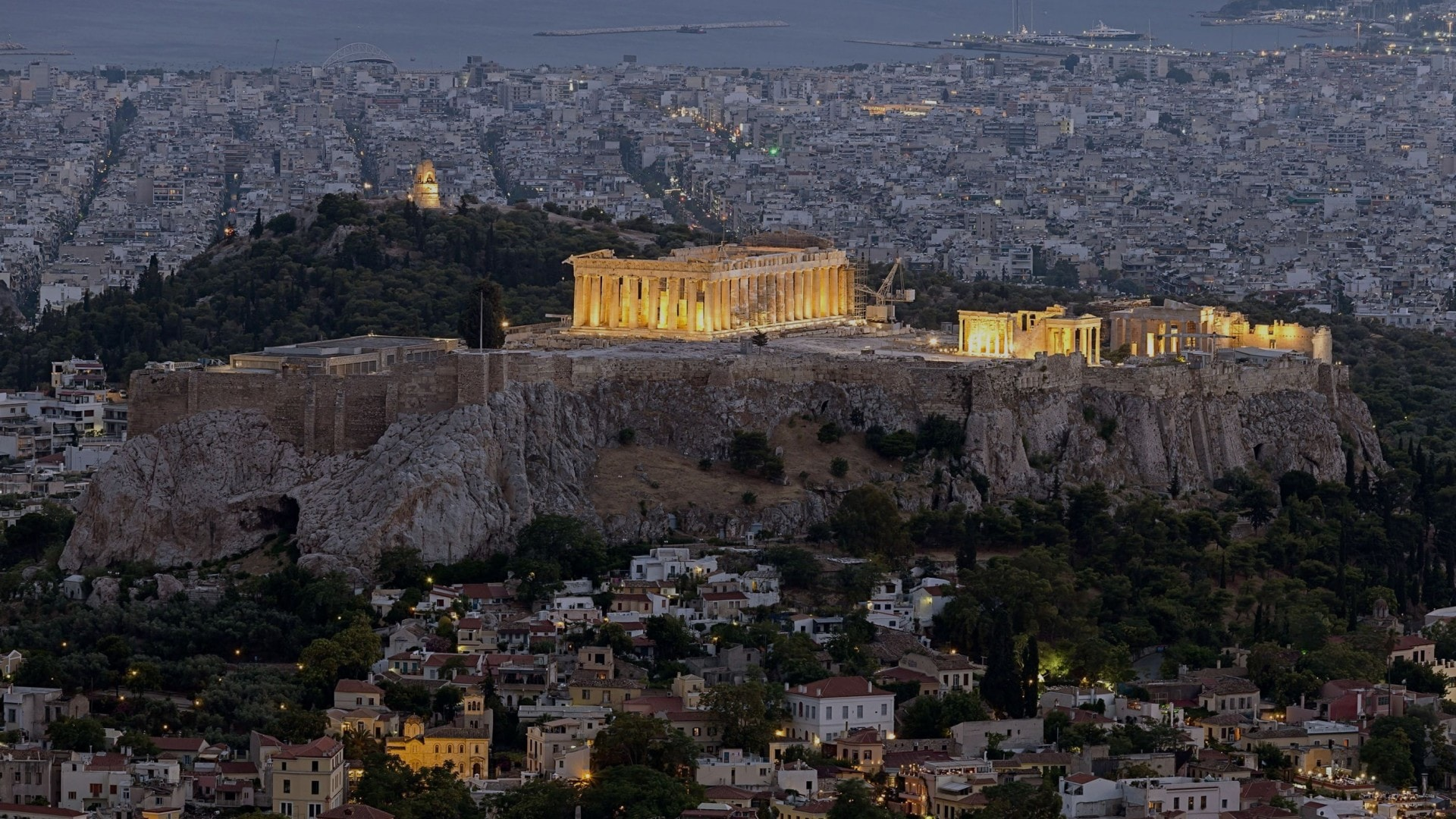Athens HD Wallpapers 7wallpapersnet 1920x1080