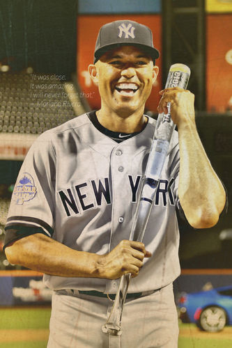 Free Mariano Rivera Quote wallpaper for iPhone 4