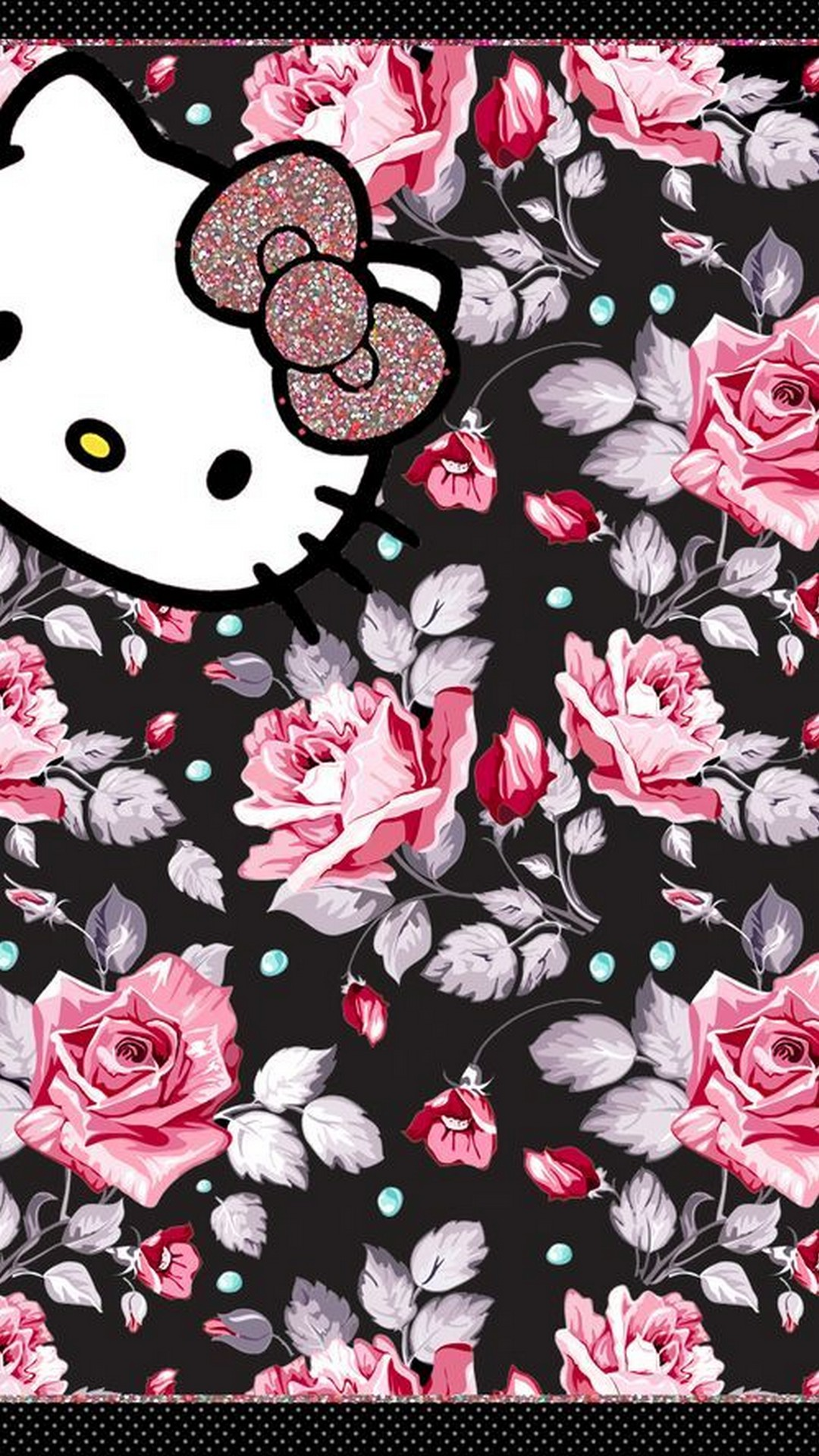 53 ] Hello Kitty Wallpaper On WallpaperSafari