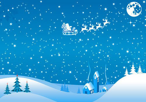 40 Best Christmas Resources Wallpapers Themes Icons Vectors and 500x350