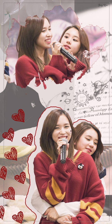 MiChaeng selo Amino Twice in 2019 Fondos de Pantalla Kpop Nayeon 720x1440