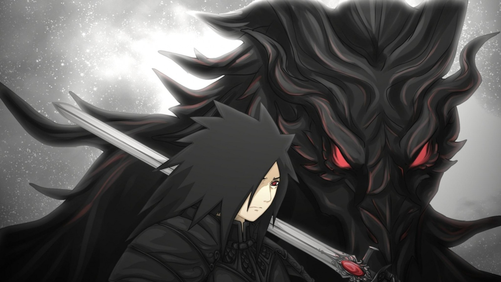 Madara Uchiha 18 Wallpapers Your daily Anime Wallpaper and Fan Art 1600x900