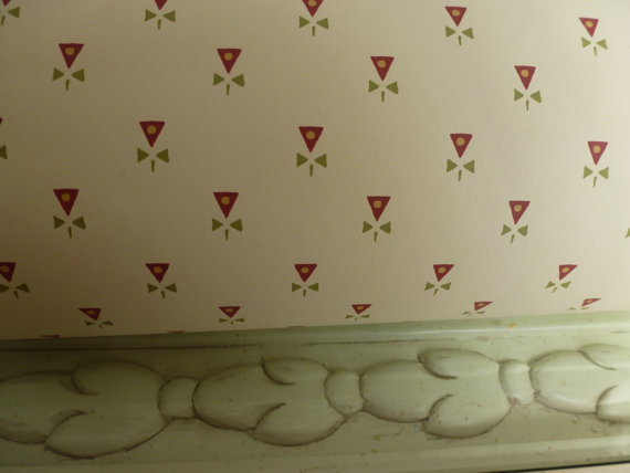 Laura Ashley Scottish Thistle Wallpaper Wallpapersafari