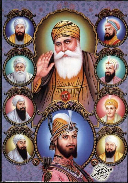 Ten Gurus Wallpapers Wallpapersafari
