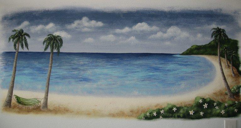 Ocean Wallpaper Murals 767x410