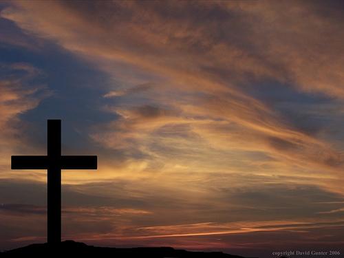 Christian wallpaper desktop background cross sky 80000 plus views 500x375