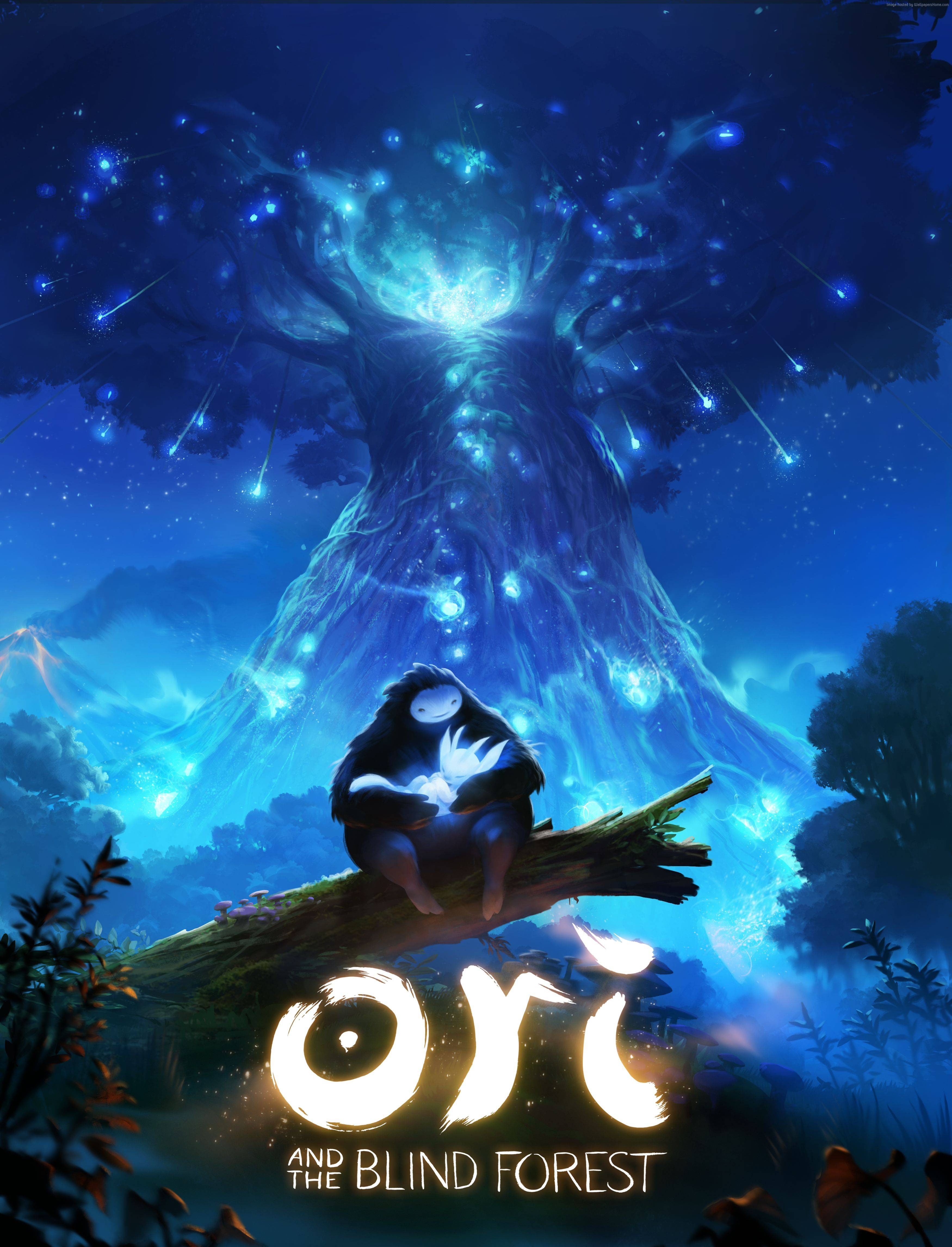 Ori and The Blind Forest Wallpaper, Games / Recent: Ori ...