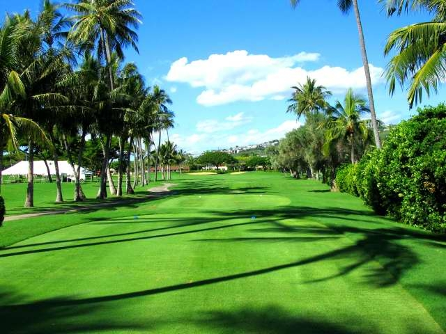 Free Download Club The Best Hawai Honolulu Golf Course For Vacation Wallpaper And 640x480 For Your Desktop Mobile Tablet Explore 50 Amazing Golf Course Wallpapers High Resolution Golf Wallpaper