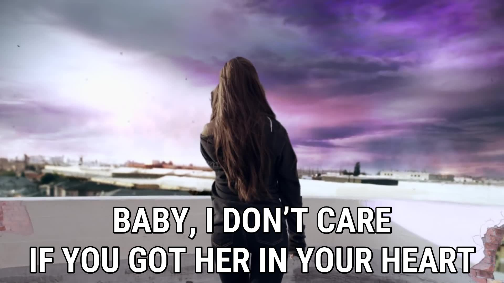 One Last Time lyrics Ariana Grande song in images 1920x1080