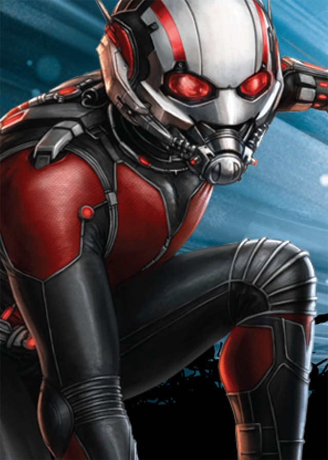 Ant Man IPhone Wallpapers The Art Mad Wallpapers 640x898