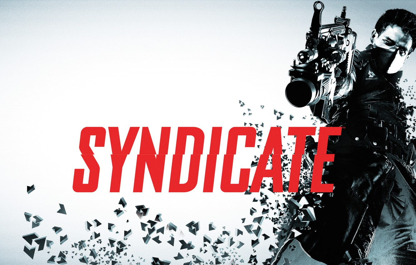 Wallpaper games Syndicate Starbreeze Studios Syndicate 2012 1332x850