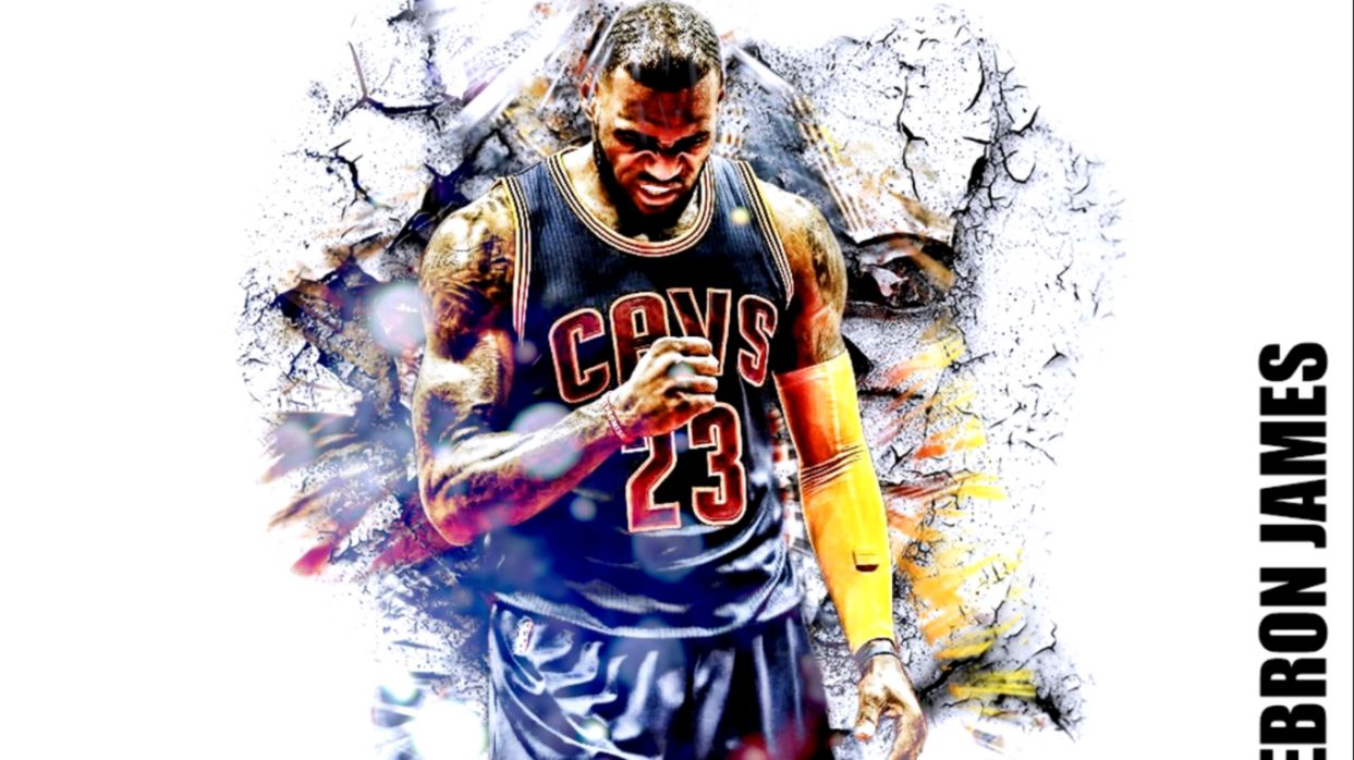 Cool Backgrounds Lebron James