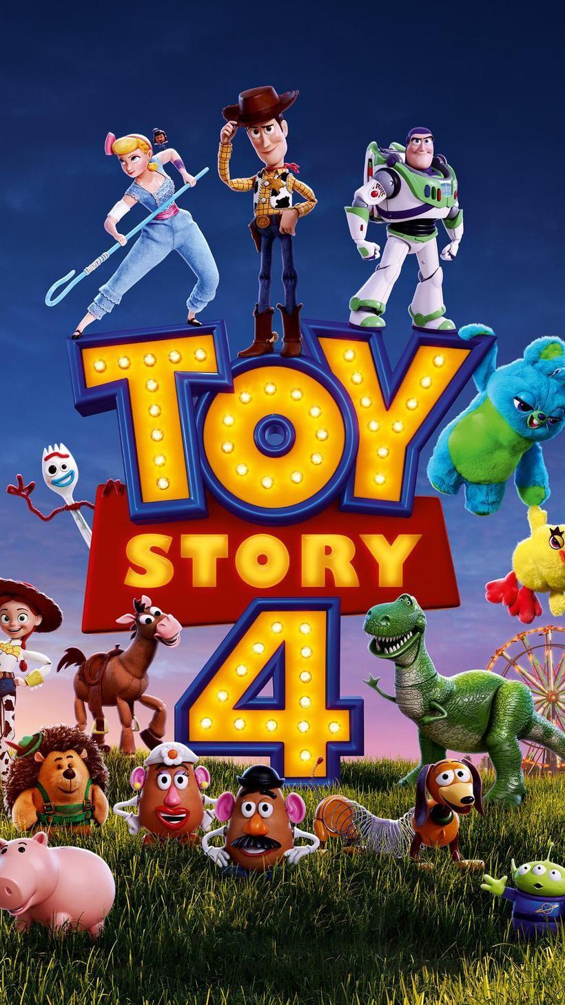 26 Pixar S Toy Story 4 Wallpapers On Wallpapersafari